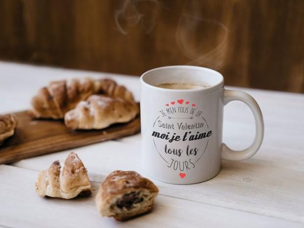Mug personnalisable avec Lechat Boutique